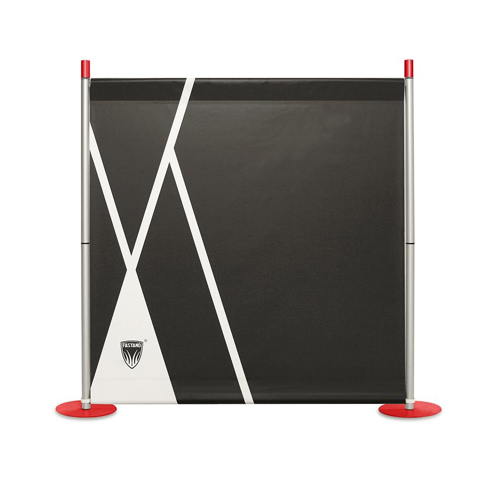 mur d'image portable